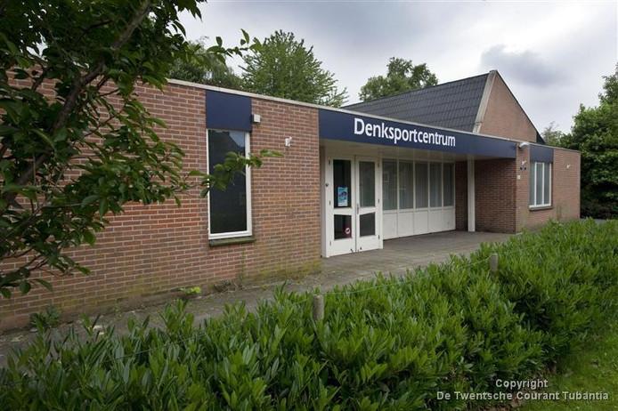 Denksportcentrum aan de Cesar Franckstraat. Foto: Frans Nikkels