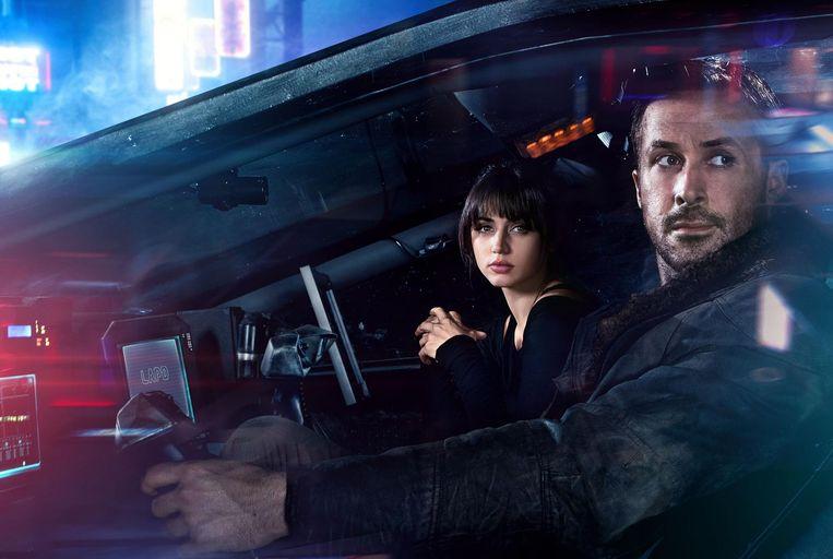Of toch Blade Runner 2049? Beeld null
