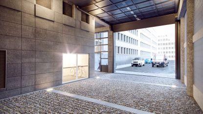 Nieuwe passage moet BOZAR en Square Meeting Center verbinden
