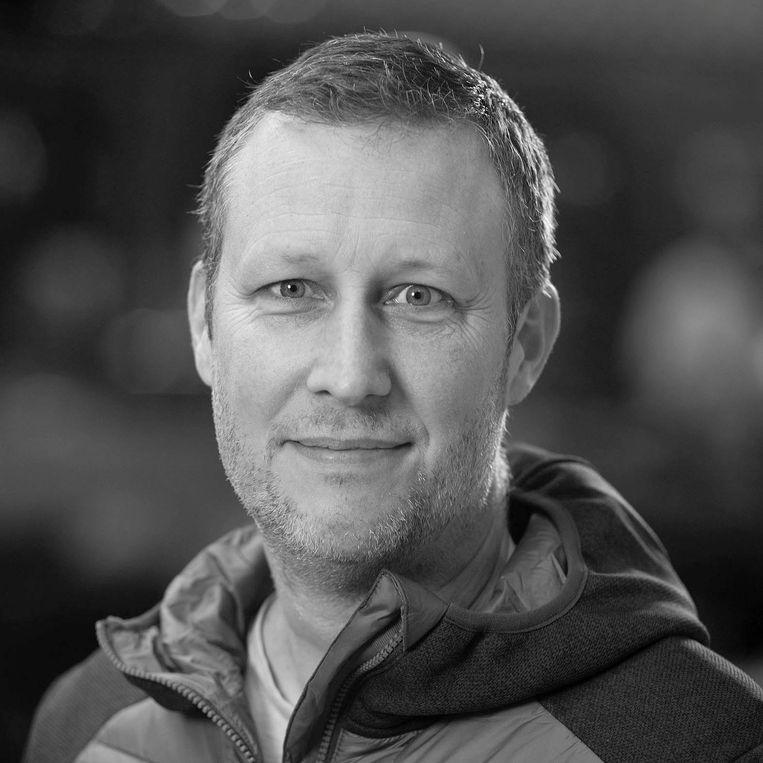 Frans Melissen, Lector Duurzaamheid aan Breda University of Applied Sciences. Beeld Jan-Kees de Meester