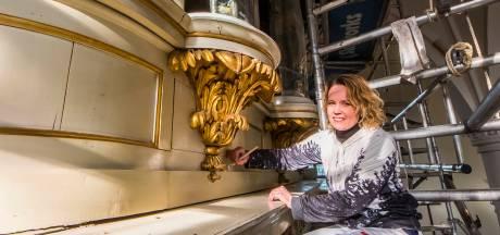 Monumentaal Naberorgel Oude Blasius krijgt nieuw jasje