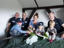 Klassementsproef Hellendoorn Rally stilgelegd vanwege bevalling