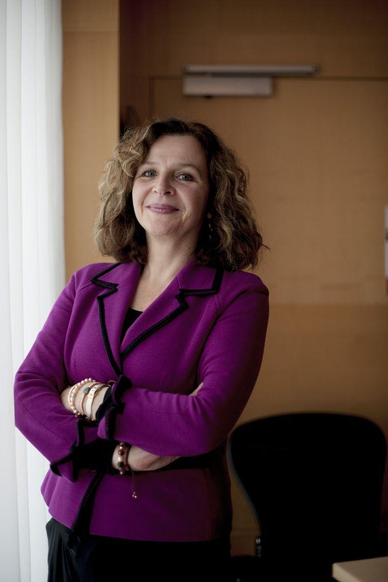 Edith Schippers, minister van Volksgezondheid. Beeld An-Sofie Kesteleyn / De Volkskrant