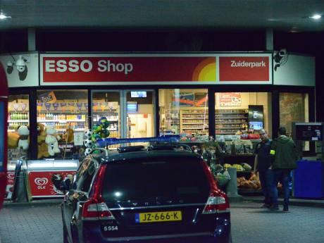 Tankstation Esso op de Vreeswijkstraat overvallen: derde keer in drie jaar tijd
