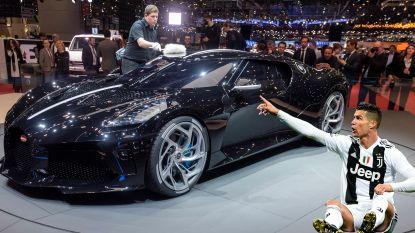 Zou het voor 11 miljoen euro? Cristiano Ronaldo wordt genoemd als nieuwe eigenaar van duurste sportwagen ooit