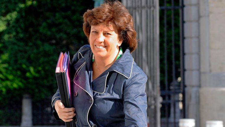 Vlaams minister van Armoedebestrijding Ingrid Lieten.