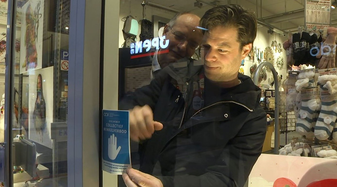 Stick winkelverbod Enschede