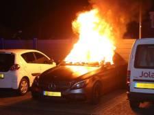 Zeer onrustige nacht met enorme reeks brandstichtingen in regio