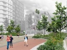 Nog twee grote gebouwen erbij, en dan is Nieuw Brugge aan station klaar: jong en oud vindt er zeker zijn gading