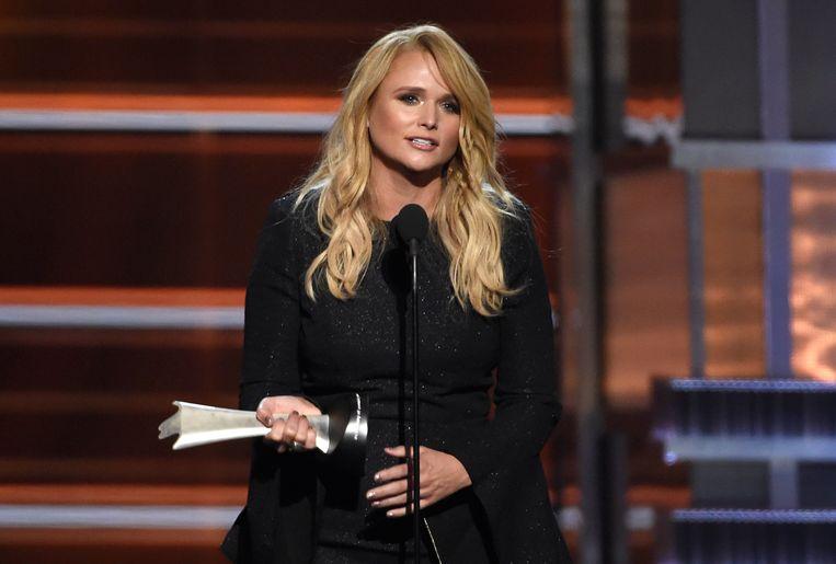 Miranda Lambert op de Academy of Country Music Awards