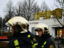 Brandje bij theater De Kattendans in Bergeijk