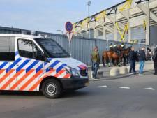 Wéér aanhouding vanwege rellen na NAC-Willem II, teller staat nu op 23