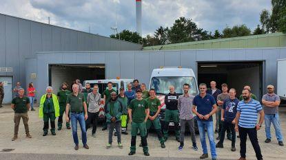 """Natuurwerk heeft voortaan uitvalsbasis in Essen: """"We willen groeien van vijf naar twintig arbeiders"""""""