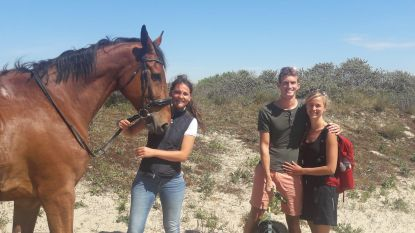 Amazone (35) valt met paard, dier loopt in paniek weg en wordt pas 16 uur later teruggevonden door wandelaars