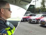 Meer jakkeraars op de bon dankzij snelle politieauto's
