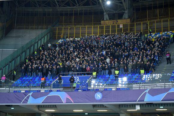 Genkse fans aangevallen in Napels.