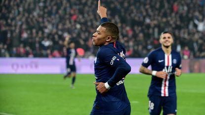Mbappé laat, samen met Icardi, ook weinig heel van Marseille: 4-0 na 44 minuten