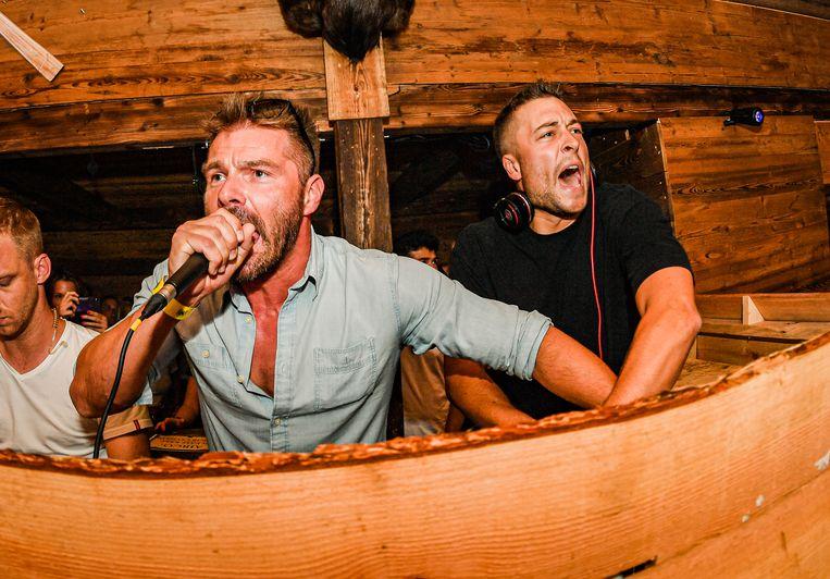 Kobe Ilsen en Viktor Verhulst draaiden in juli op Tomorrowland en staan vrijdag op Pleinpop in Zemst.