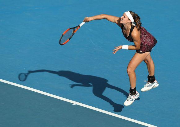 Greet Minnen WTA Hobart