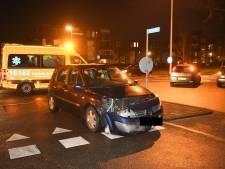 Ongeval bij kruising Koningshof en Horstenweg in Alphen
