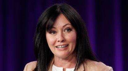 Shannen Doherty verschijnt in het vierde seizoen van 'Riverdale' als eerbetoon aan overleden Luke Perry