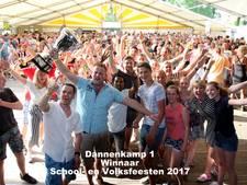 Groot feest School- en Volksfeesten Harbrinkhoek en Mariaparochie