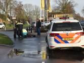 Vrouw in Veen gewond na val met bromfiets door gladheid