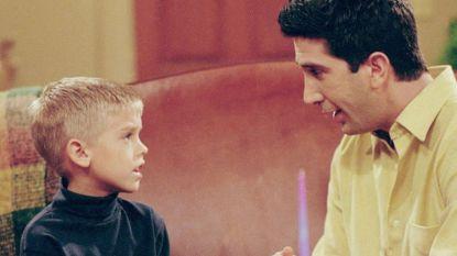 Zo ziet Ben uit 'Friends' er vandaag uit (en hij komt nog altijd op tv)