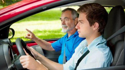 Fors minder rijbewijzen uitgereikt in Vlaanderen