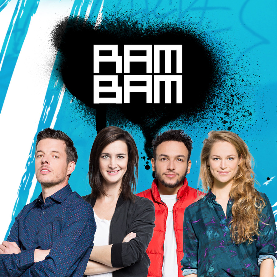 Rambam 2019 - Filemon Wesselink, Yora Rienstra, Sahil Amar Aïssa en Sophie Frankenmolen