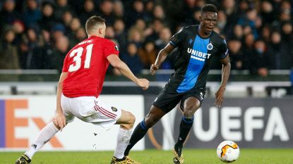 Basisplek voor twijfelende Kossounou: talent kan bijtekenen bij Club, maar doet hij dat ook?