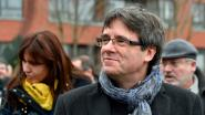 """Puigdemont: """"Ik kan makkelijker regeren vanuit Brussel dan vanuit Spaanse cel"""""""