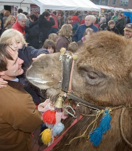 Wensboom goede doel van kerstmarkt Wierden