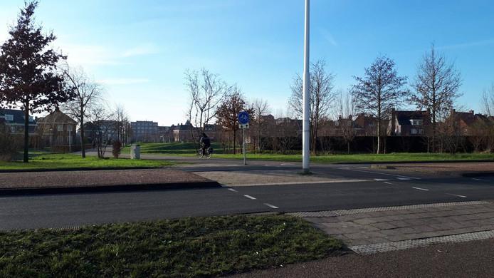 De Utrechtse wijk Vleuterweide