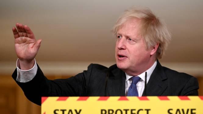 """Britse experts verbaasd over uitspraken Johnson: """"Te vroeg om te zeggen dat Britse variant dodelijker is"""""""
