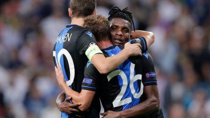 POLL. Moet Club Brugge blij zijn met het 2-2-gelijkspel tegen Real Madrid?