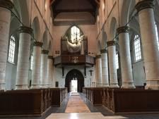 Gebonk in de Terheijdense kerk