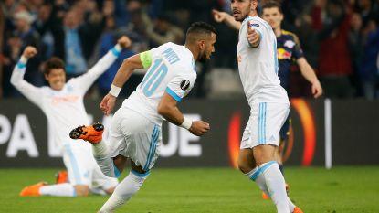 Marseille naar halve finales Europa League na spektakelmatch, ook Arsenal, Salzburg en Atlético bij laatste vier