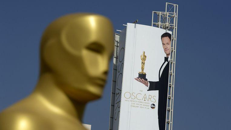 Aankondiging van de Oscars 2015 Beeld ANP
