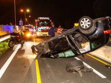 Politie: 'Verwarrende situatie' door werkzaamheden oorzaak ernstig ongeval op N3
