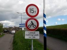 Onderzoek Houten naar motorverbod op Lekdijk