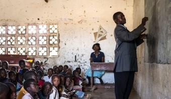 Unesco: Te veel kinderen en jongeren gaan niet naar school