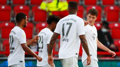 Matig Bayern laat zich niet verrassen door Union Berlijn: Lewandowski en Pavard bezorgen 'Rekordmeister' volle buit