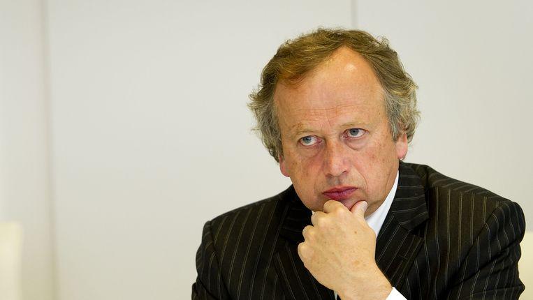 Henk Bleker. Beeld ANP