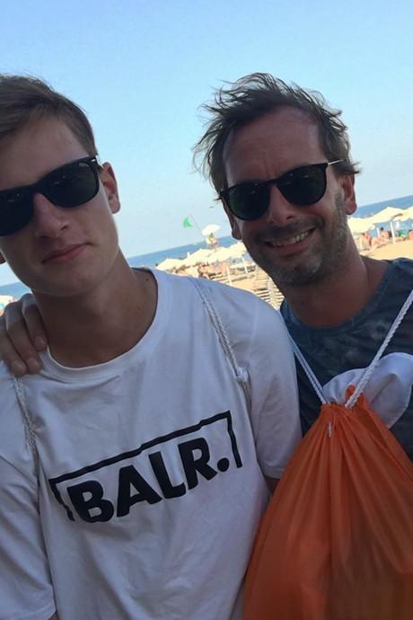 Eén laatste sangria op het strand hield Doetinchems gezin weg van de Ramblas