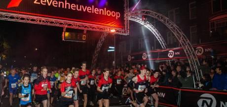 Achtduizend renners doen mee aan sfeervolle Zevenheuvelennacht