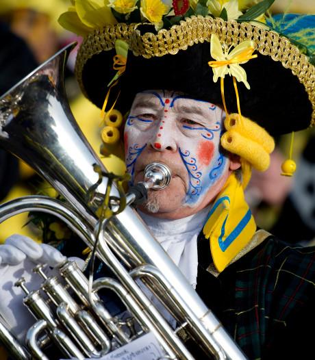 Carnaval: ruim 850 optochten in kaart