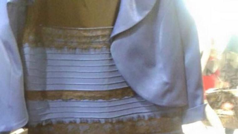 Twitteraars braken in 2015 zich het hoofd over 'The Dress'.