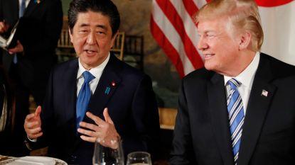 """Trump """"zal top respectvol verlaten als gesprek met Kim niets oplevert"""""""
