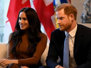 Le prince Harry a quitté le Royaume-Uni pour retrouver Meghan au Canada